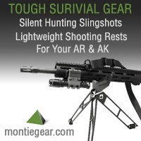 Montie Gear Slingshots and Shooting Rests